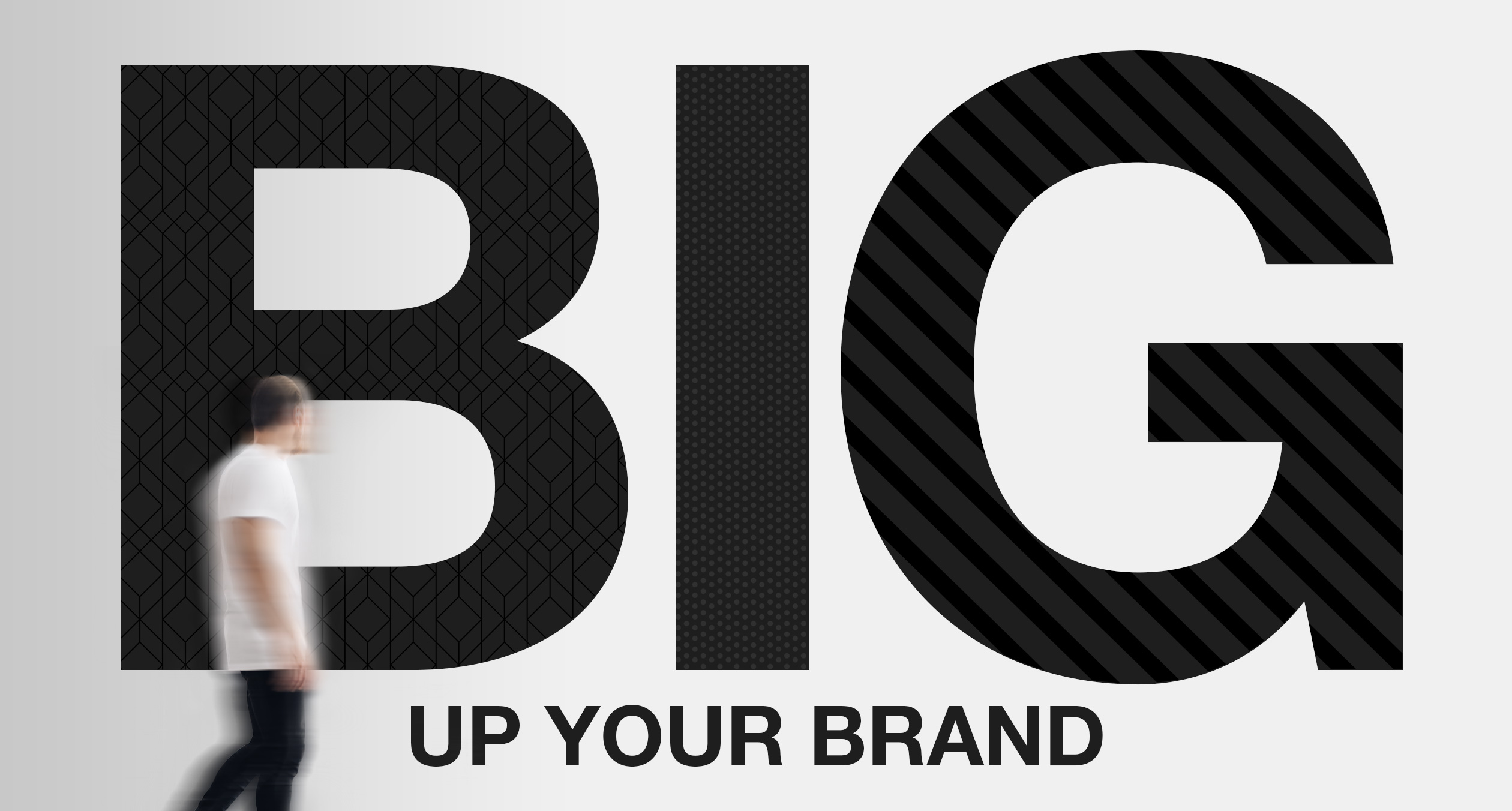 Big Up Your Brand Banner